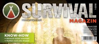 Survival Magazin | Ausgabe 1-18