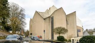 Wallfahrtskirche von Neviges feiert 50-Jahr-Jubiläum | DOMRADIO.DE