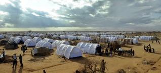 """""""Dadaab ist ein Freiluftgefängnis"""""""