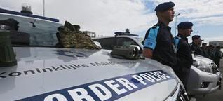 Geplanter Frontex-Ausbau: Grenzfall Polizei