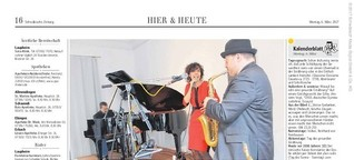 Jazz-Matinee mit Twist
