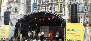 Stadtgruendungsfest Muenchen
