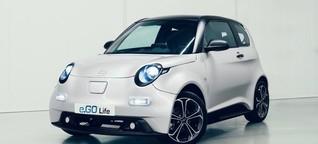 Dieses Elektroauto aus Aachen ist halb so teuer wie Teslas Model 3