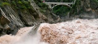 Bitcoin: Hashrate durch Überschwemmungen in China beeinflusst?