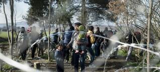 Migration ist Menschenschicksal