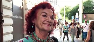Barbara (75): Man sollte nie zu küssen aufhören!
