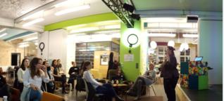 """Wenn """"Women in Tech and Startups"""" aufeinander treffen"""