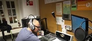 Spielfeld für engagierte Radioredakteure