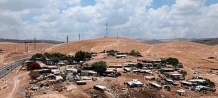 Beduinendorf in Israel soll geräumt werden