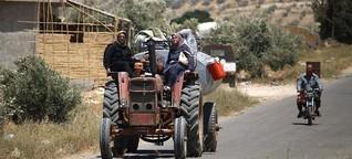 Israel unterstützt syrische Flüchtlinge – bis zur Grenze