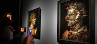 Vor 425 Jahren gestorben - Giuseppe Arcimboldo - der Hofmaler deutscher Kaiser