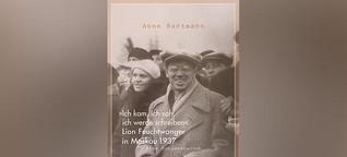 """BücherLese - u. a. Anne Hartmann: """"Ich kam, ich sah, ich werde schreiben"""""""