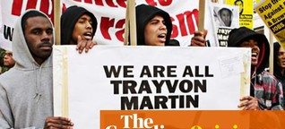 Fair trial for George Zimmerman? Did Trayvon Martin get one? | Pamela Merritt