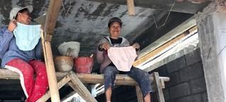 Warum Frauen auf Bali mit Unterhosen für Gleichberechtigung kämpfen