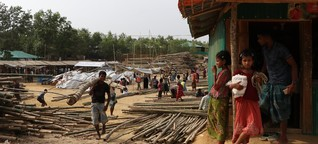 Rohingya-Flüchtlinge: Die verbotene Stadt