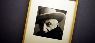 Ausstellung in Berlin - Irving Penn, Jahrhundertfotograf