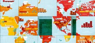 Handelskrieg: Alle spielen gegen Trump