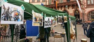 Project Shelter - Zwischen Obdachlosigkeit in Deutschland und Behördengängen in Spanien - MiGAZIN
