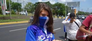 """Widerstand gegen Präsident Ortega: """"Nicaragua ist längst nicht besiegt"""" - SPIEGEL ONLINE - Politik"""