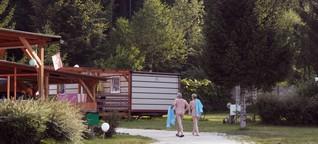 Urlaub im FKK-Camp: Nackt und frei in Kärnten