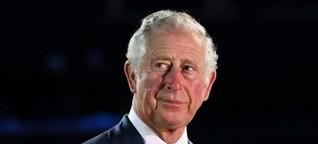 Prinz Charles äußert sich zu Freundschaft mit pädophilem Bischof