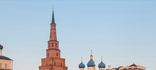 Russische Zeitung muss Strafe wegen Bitcoin-Anzeige zahlen