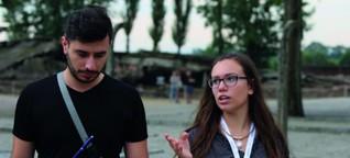 Juden und Muslime gemeinsam in Auschwitz - gelingt das?