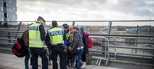Blickpunkte zur Flüchtlingsdebatte: Wenn Grenzen wieder eine Rolle spielen