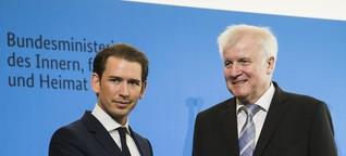 Hält die Freundschaft?: Österreich und die deutsche Asylpolitik