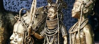 Raubkunst aus Benin: Die Beute-Bronzen