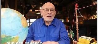 Interview mit Rüdiger Nehberg
