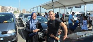 Von Europa nach Marokko - die Überfahrt