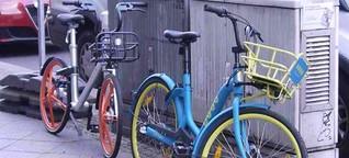 Leihräder: Gutes Konzept mit schlechtem Ruf