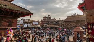 Nach Regierungswechsel in Nepal - Hoffnung auf einen Neuanfang