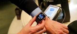Kontaktloses Bezahlen: Die Smartwatch wird zum neuen Portemonnaie | Edison
