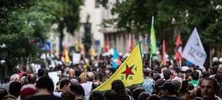 Legale YPG-Fahne führt zu Hausdurchsuchung (neues deutschland)