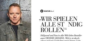 Interview mit Dennis Lehane