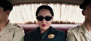 Ein Film im Film: Mehr Nabelschau als Portrait einer Künstlerin