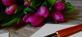 Wie Liebesbriefe eine Renaissance erleben | Sonntagsblatt - 360 Grad evangelisch