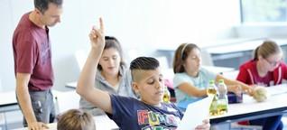 Wo Kinder in den Ferien freiwillig zur Schule gehen