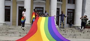 Gerichtsurteil zu Homosexualität in Indien: Das Ende der Angst