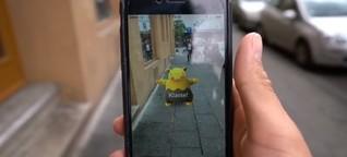 Pokémon GO (dahin, wo du herkommst)