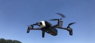 4K-Drohne Parrot ANAFI im Kurztest: Kameraflüge wie in Hollywood?