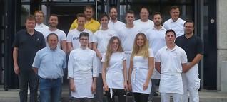 Bäckermeister: Liebe geht durch den Magen