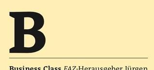 Freitag A-Z: Business Class