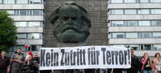 Nach Ausschreitungen in Chemnitz: Rechte Szene als Herd der Gewalt