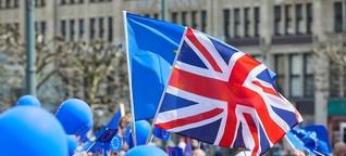 """Berliner Briten wählen: """"Alles, nur nicht konservativ"""""""