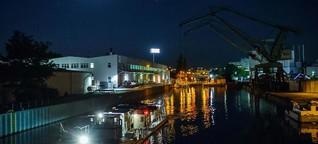 Das Schiff, das die Berliner Fische rettet