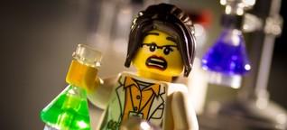 Real Scientists: Forschung leicht vermittelt