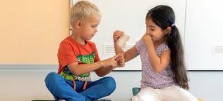 Wie Kita-Kinder Erste Hilfe lernen - und warum es auch mehr Erwachsene tun sollten